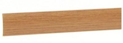Barre de seuil 50x18x930mm à coller placage chêne clair CEPAM