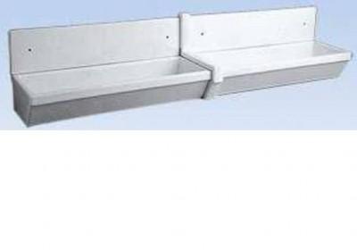 Couvre-joint sans dosserets 40x20 ALLIA