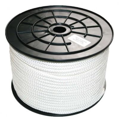 Drisse polyamide blanc diamètre 3mm bobine CHAPUIS JEAN