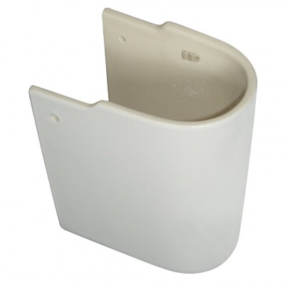 Cache siphon lavabo CONNECT blanc IDEAL STANDARD
