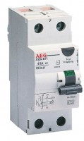 Interrupteur différentiel type A 2x25A 604942 BD BRICODEAL
