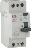 Interrupteur différentiel type AC 2x25A 607130 BD BRICODEAL