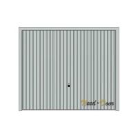 Porte de garage basculante 2250x2250mm non débordante TUBAUTO