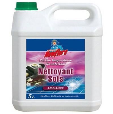 Nettoyant sol NEWFLORE 5 litres DESAMAIS