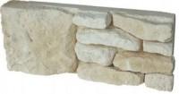 IDEABLOK angle plat de causse 52x20x8cm ton naturel ORSOL PRODUCTION