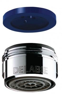 2 aérateurs mâle 24 avec joint économiseur anti-tartre DELABIE