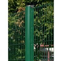 Poteau AXIS vert hauteur 1.6ml DIRICKX