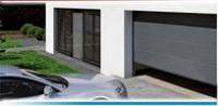 Porte de garage basculante DF98 2500x2500mm cadre nu HORMANN CENTRE