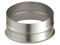 Manchon aluminié diamètre 97mm POUJOULAT