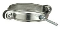 Collier à pointe galvanisé diamètre 139mm POUJOULAT