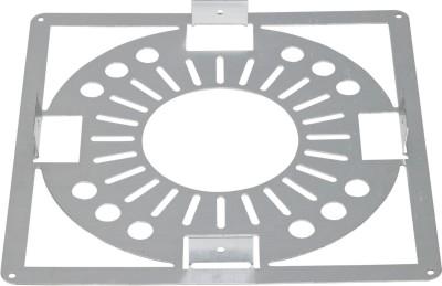 Plaque écart feu galva diamètre 80-125mm TEN