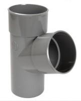 Culotte mâle-femelle 67°30 simple diamètre 200mm NICOLL