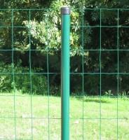 Poteau UNIVERS diamètre 38mm vert hauteur 2,00ml DIRICKX