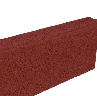 Bordurette P4 5x20x50cm rouge SFAC