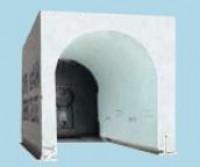Coffre tunnel THERMIC ELITE 28 1200x900mm avec volet roulant CG PRO