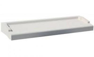 Appui de fenêtre AP35 35x50x6cm blanc WESER