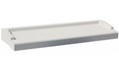 Appui de fenêtre AP35 35x100x6cm blanc WESER