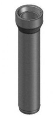 Tuyau vibrés haute pression diamètre 400mm 90B CE longueur 2,00m TARTARIN