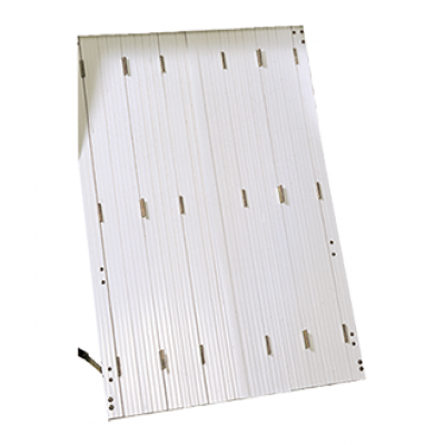 Persienne PVC blanc CALYPSO 6 vantaux 1770x1000mm SOTHOFERM