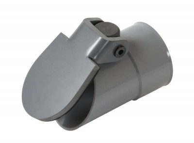 Clapet de nez PVC diamètre 125mm NICOLL