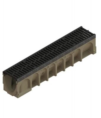 Caniveau multidrain 150 100x18.5x21cm d400 avec ACO