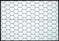 Grillage TTX vert maille 25mm hauteur 1.00ml rouleaux 25ml DIRICKX