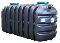 Fosse septique en polyéthylène 4000l diamètre 100cm avec filtre BONNA SABLA