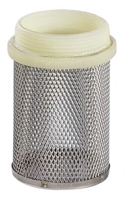 Crépine seule maille inox 1