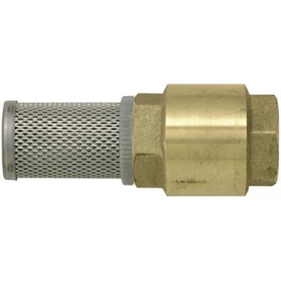 Clapet filtre 20x27 FC20 BOUTTE