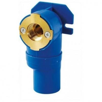 Sortie de cloison à sertir 1/2 13X16 RADIAL PB TUB