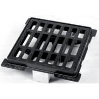 Grille plate carrée OPTEA C250 500x500mm SAINT GOBAIN PAM