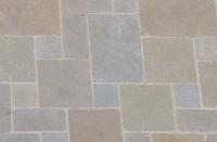 Dalle ATLANTA calcaire 60x40x3cm BAUMA STONE