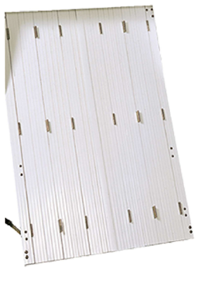 Persienne PVC Calypso 4 vantaux 1108x980cm SOTHOFERM