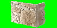 Chaîne d'angle GRAND CANYON 42x21cm hauteur 30/15cm épaisseur 3cm ORSOL