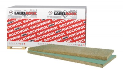 LABELROCK 13+80 panneux 260x120cm hydrofugé R2.40 ROCKWOOL