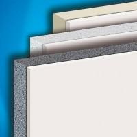 Plaque de plâtre POLYPLAC TH38 R2,65 10+100mm panneaux 250x120cm KNAUF