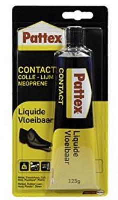 Pattex contact liquide tube 125g S/blister DESAMAIS DISTRIBUTION