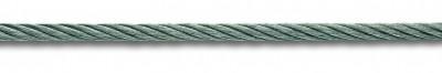 Câble gainé acier dur galvanisé RR longueur 10m CHAPUIS JEAN