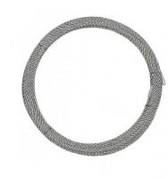 Câble levage diamètre 6mm RR180kg 10m couronne CHAPUIS JEAN