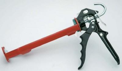 Pistolet squelette pour mastic et résine 310ml METRO PLAST