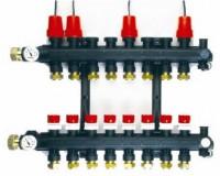 Collecteur PROVARIO diamètre 16 10 circuits distributeurs VELTA EUROJAUGE