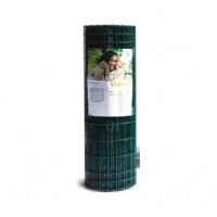 Grillage soudé 100x50mm vert 25m FORTEX LIPPI