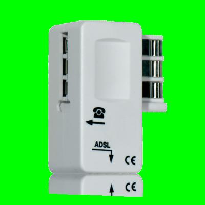 Filtre télephone faxe et ou modem ADSL EXTEL CFI