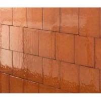 Faïence summer arancio 18x36cm