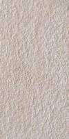 Grès cérame LUSERNA ROC élément L 15x30cm beige