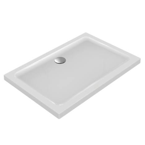 receveur connect design 120x80 anti d rapant blanc d 39 ideal standard thiers 63300. Black Bedroom Furniture Sets. Home Design Ideas