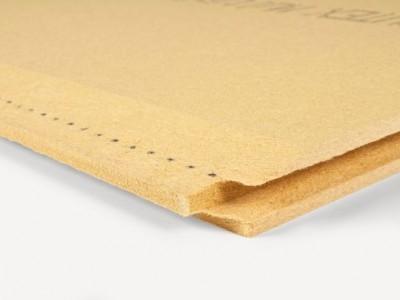 Panneau fibre de bois MULTIPLEX TOP 22mm 250x75cm R=0,45 GUTEX