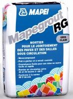 Mortier haute performance jointement pavés MAPEGROUT RG sac 25kg MAPEI