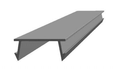 Goute d'eau PVC PROFIX A20 2m COFRATEL