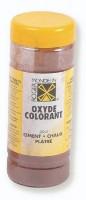 Colorant ciment brun foncé dosé 750g MONDELIN